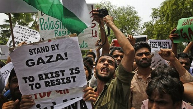 India for Gaza