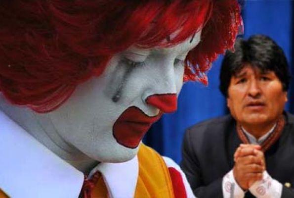 McDonald's Bolivia