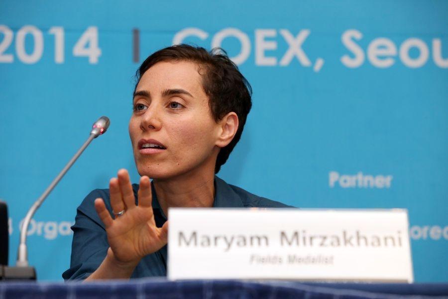Maryam Mirzakhani1