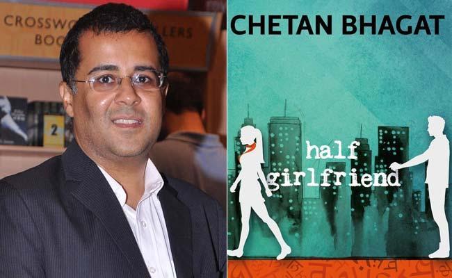 chetan bhagat half girlfriend