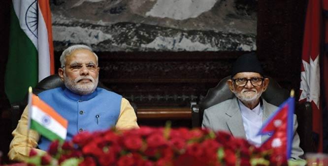 India Nepal