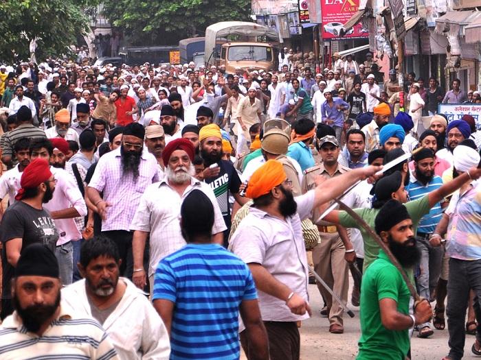 saharanpur riots