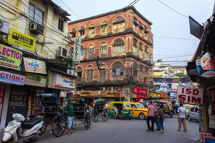 New market, Kolkata