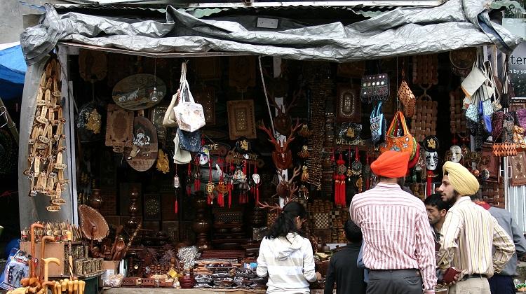 Lakkar Bazaar, Shimla