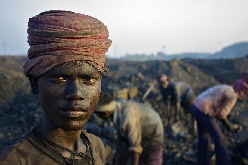 Jharia Coal MIne Worker