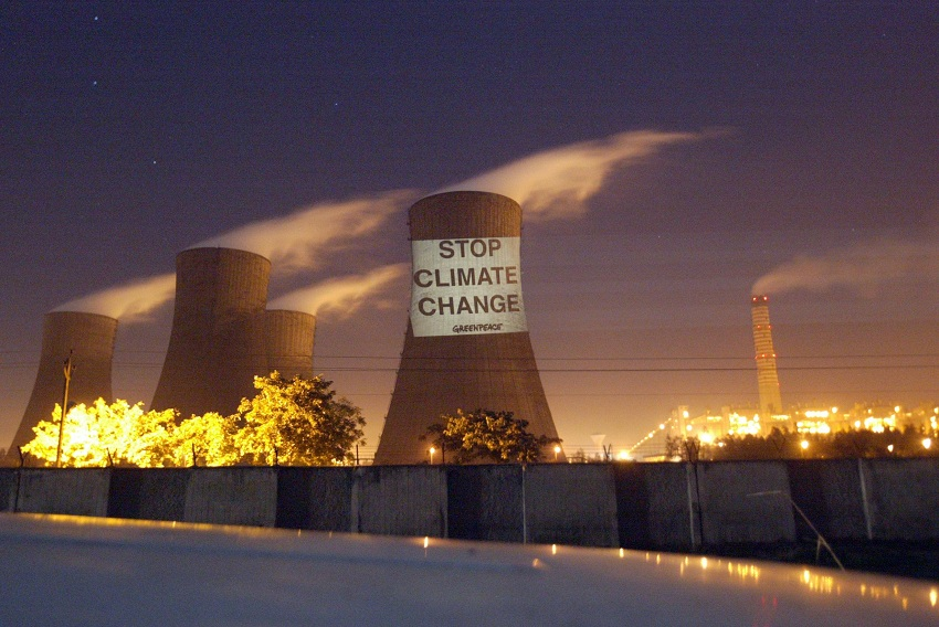 Climate Action at National Thermal Power Cooperation