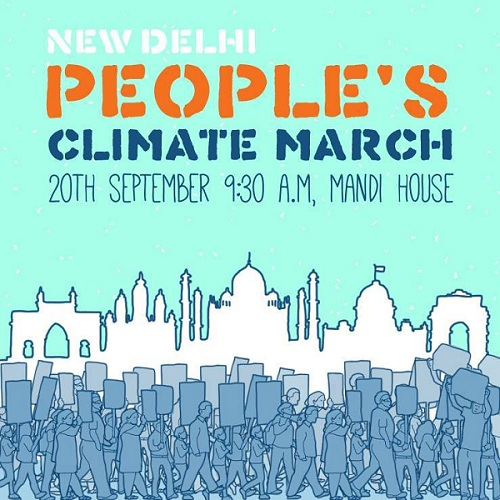 People's Climate March 1