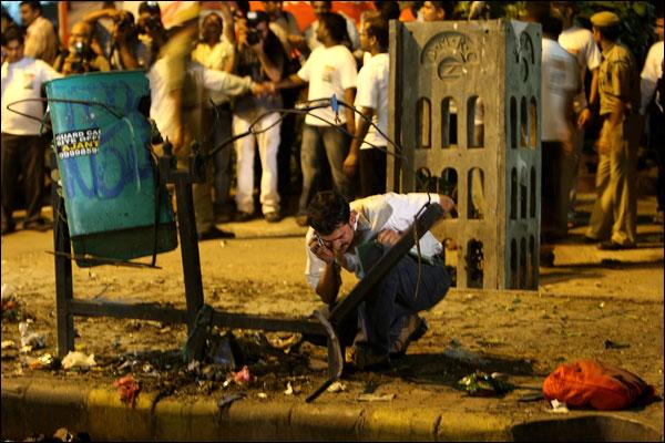 Delhi CP Bomb blasts
