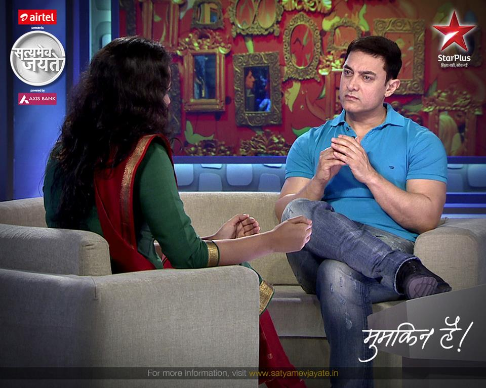 Alternative sexualities satyamev jayate