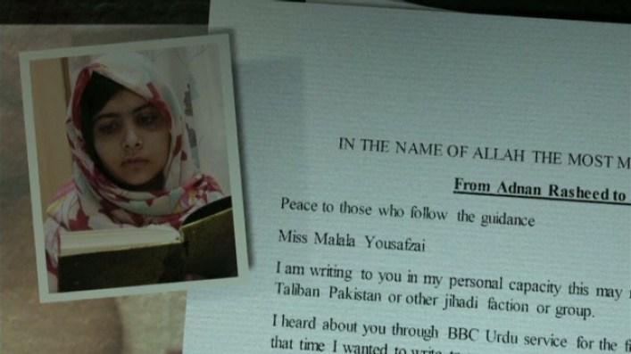 Malala Yousufzai-Adnan Rashid