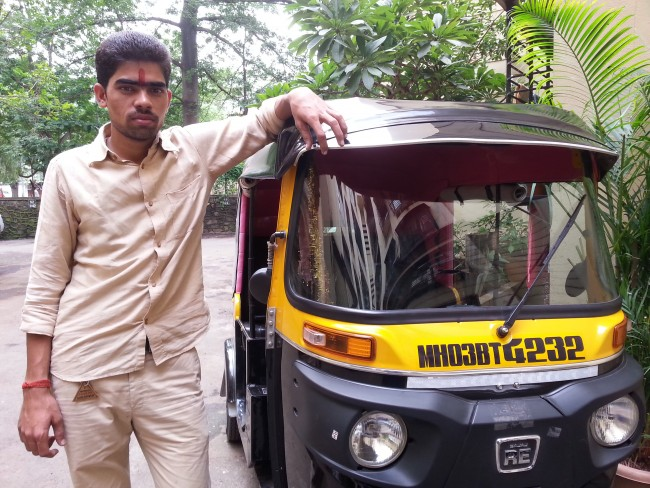 Mumbai autorickshaw driver Arjun Dubey has applied for a bank account under the Prime Minister's Jan Dhan Yojana. He said he opened the account only to receive government subsidies.