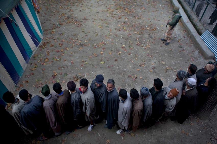 kashmir elections 2014