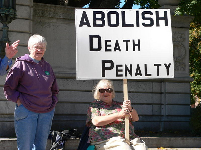 death penalty abolish