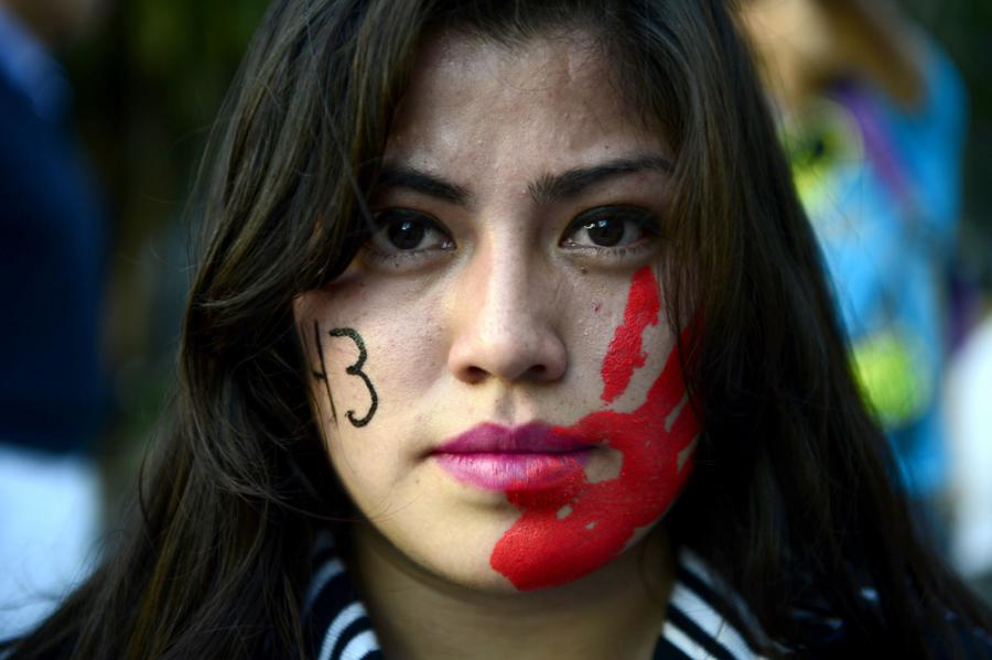 mexico 2014 protests