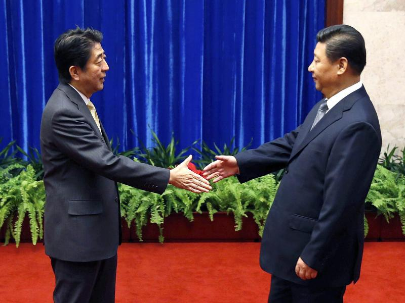 xi-abe meeting
