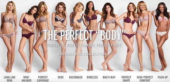 the perfect body ad