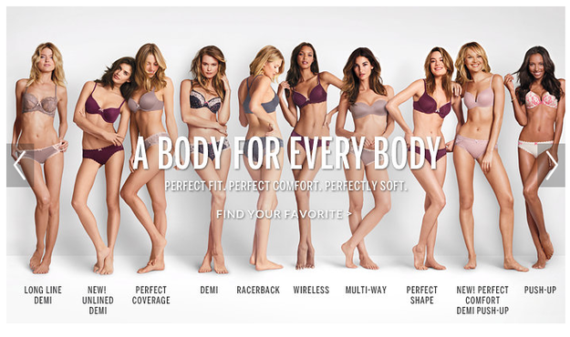 a body for everybody ad