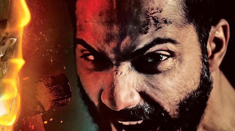 Badlapur film poster