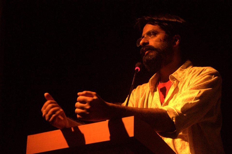 Nakul Singh Sawhney, who's documentary 'Muzaffarnagar Baaqi Hai' was one of the festival's favorite.