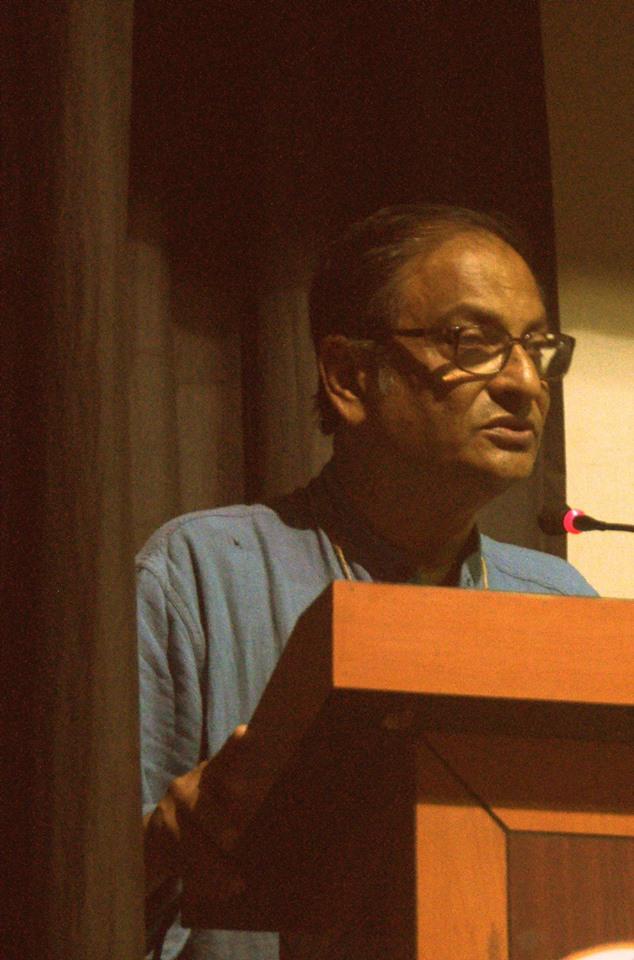 Dr. Binayak Sen's inaugural address.