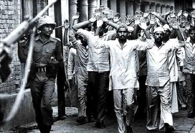 hashimapur riots