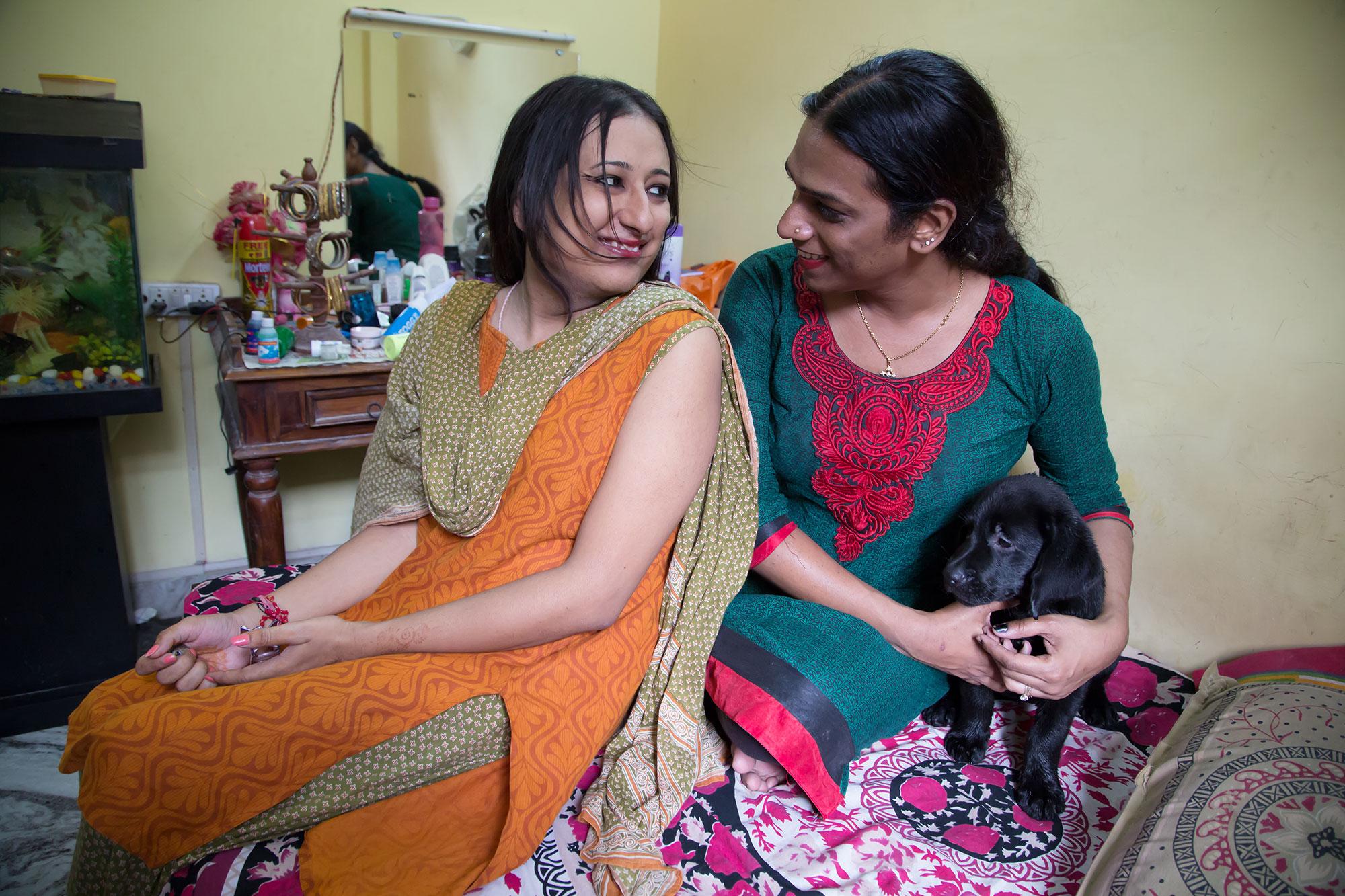 Abheena and Amitava (1)