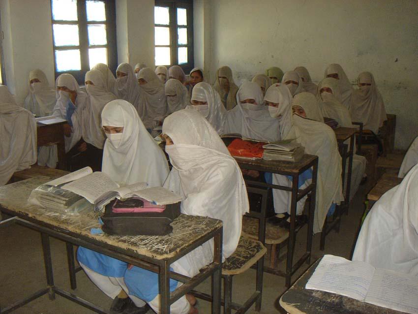 pakistani school girls