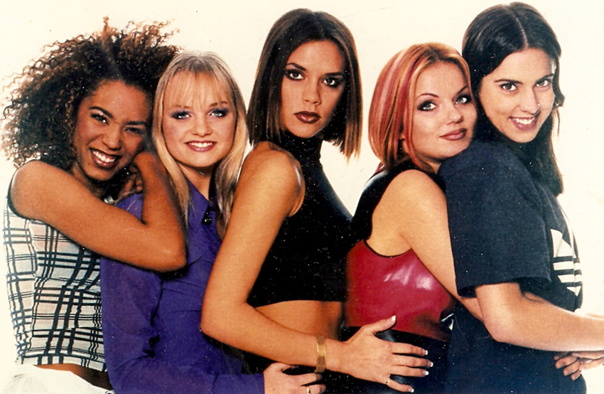 spice girls featured
