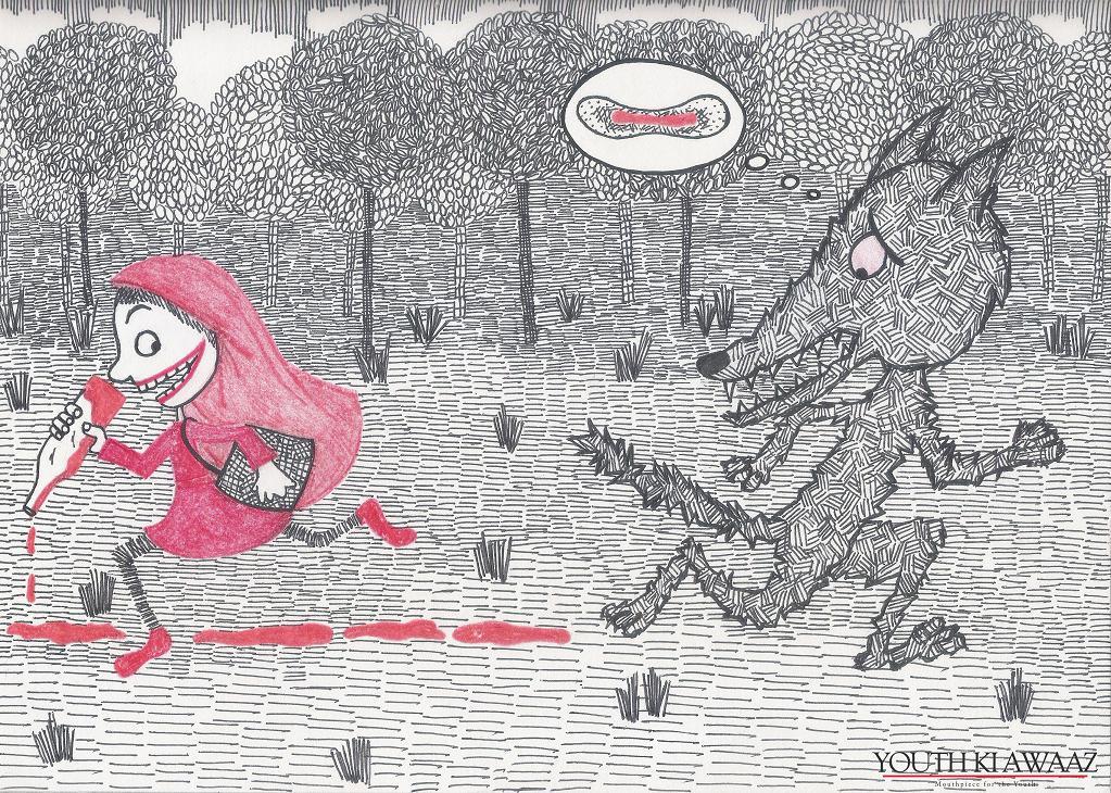 maitri menstruation