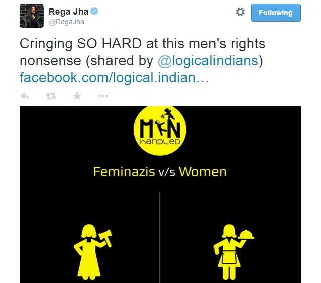 feminazi vs real women