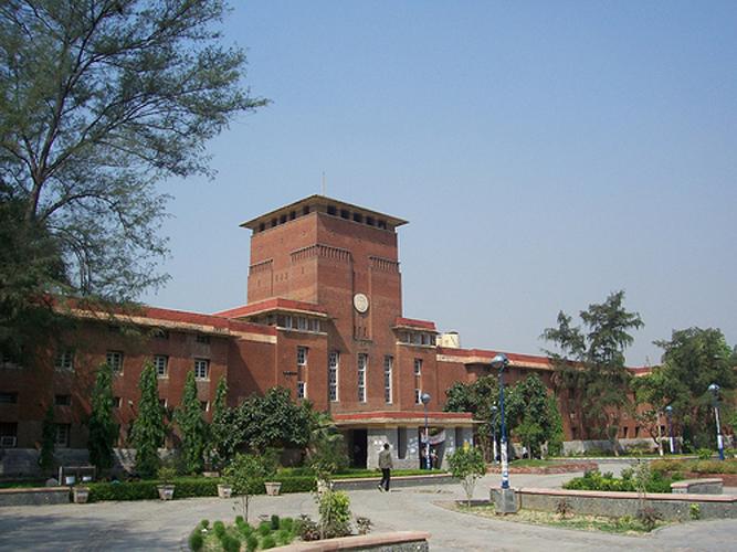 delhi university 27.5.15