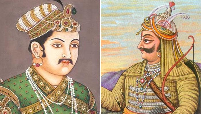 Akbar vs. Rana Pratap:...