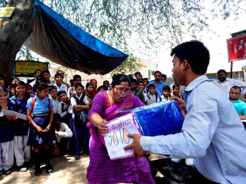 Haq Banta Hai at Sangam Vihar (6)
