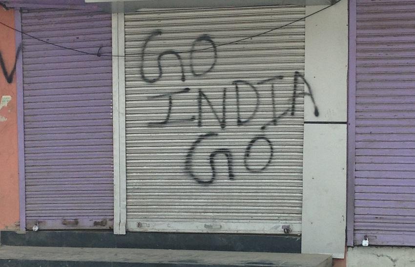 Graffitii Kashmir