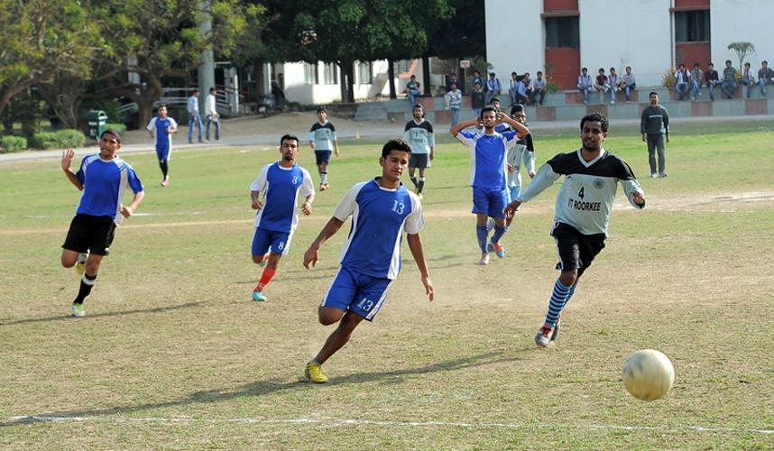 delhi university sports