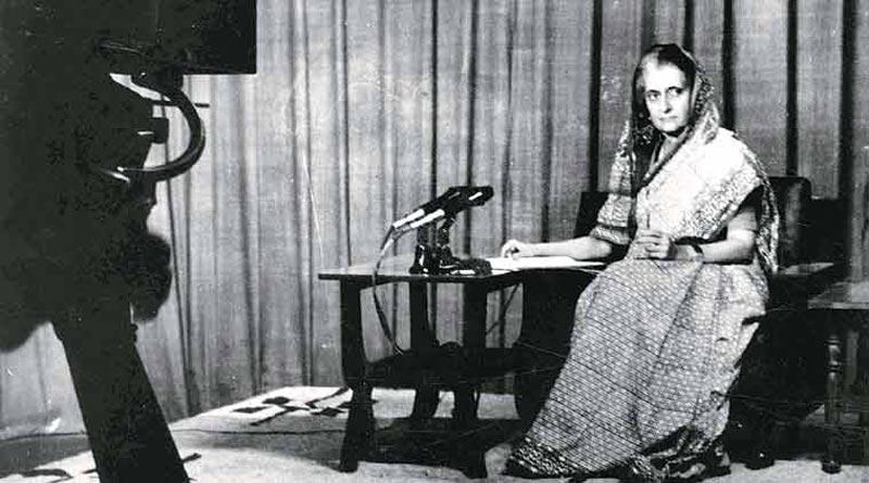 Indiara Gandhi emergency