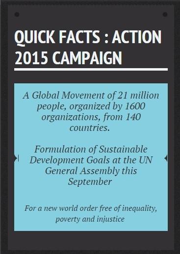 action 2015 campaign