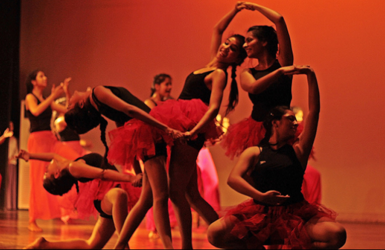 lsr dance society