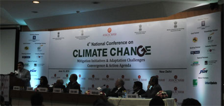 down to earth climate change assocham