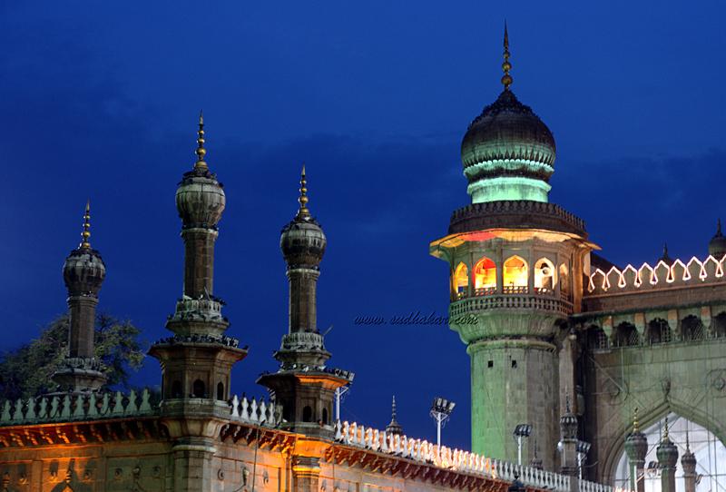 hyderabad mosque