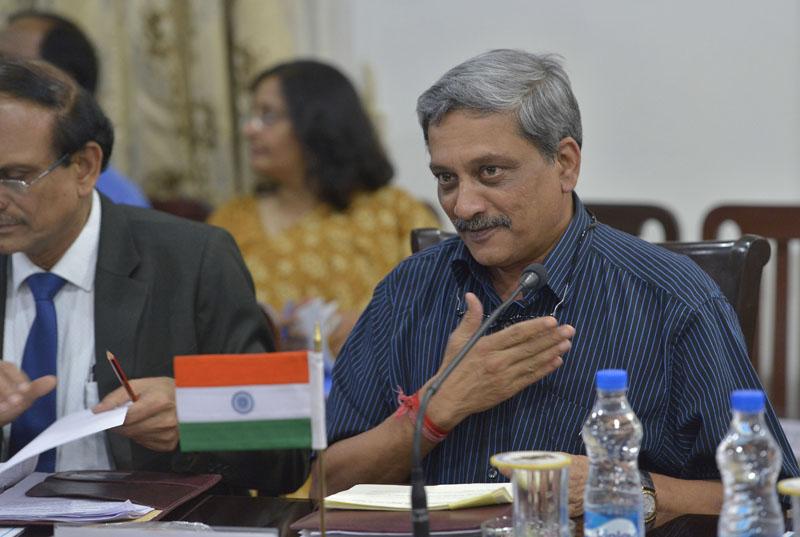 Secretary Carter visits India