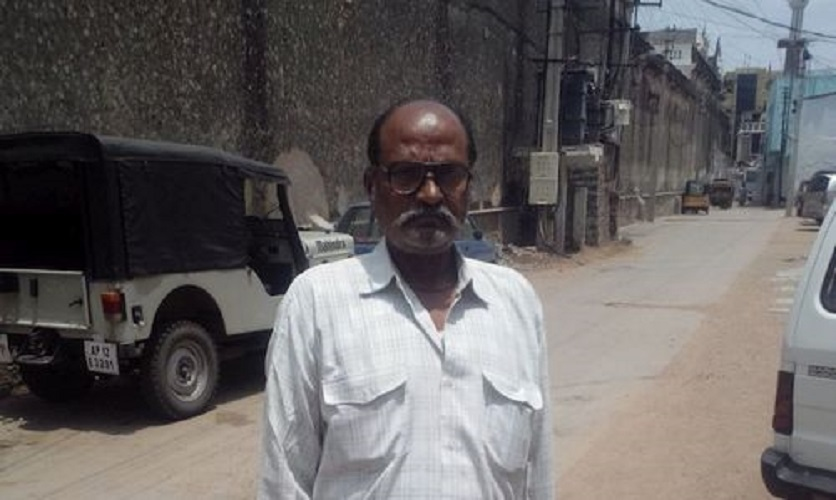 Asgar Siddique, because of his COPD, cannot work as a blacksmith any more.