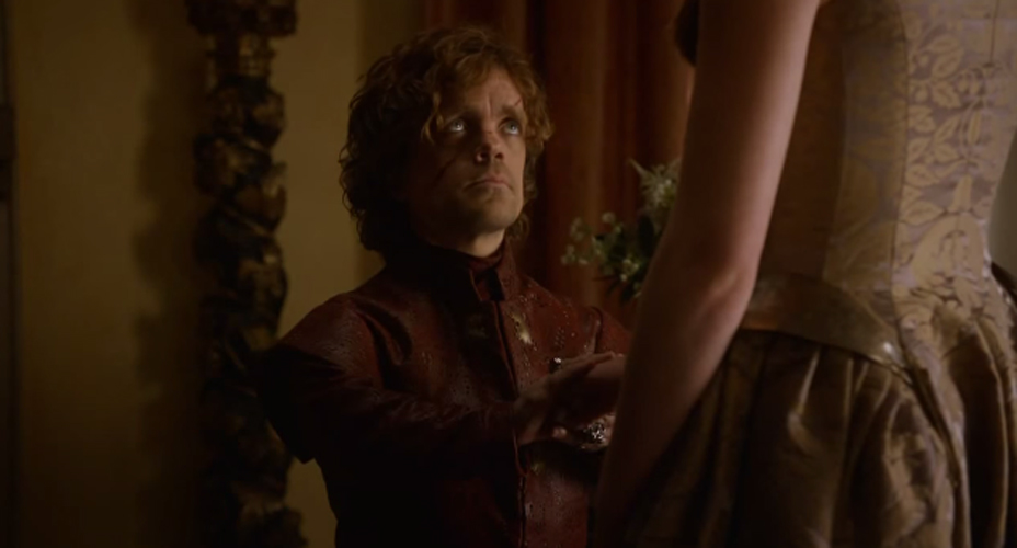 tyrion sansa game of thrones