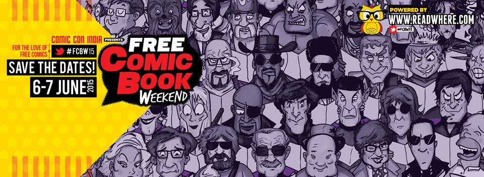 Free Comic Book Weekend