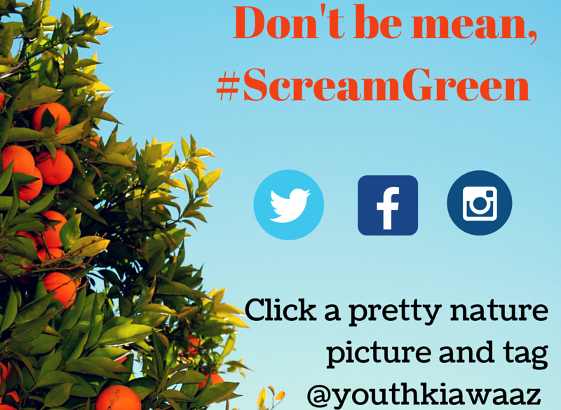 #ScreamGreen poster