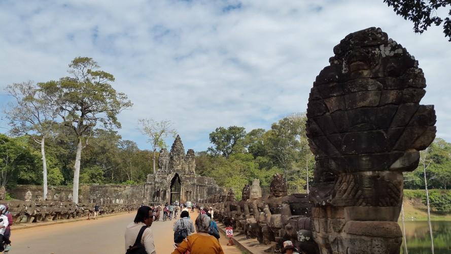 cambodia bridge