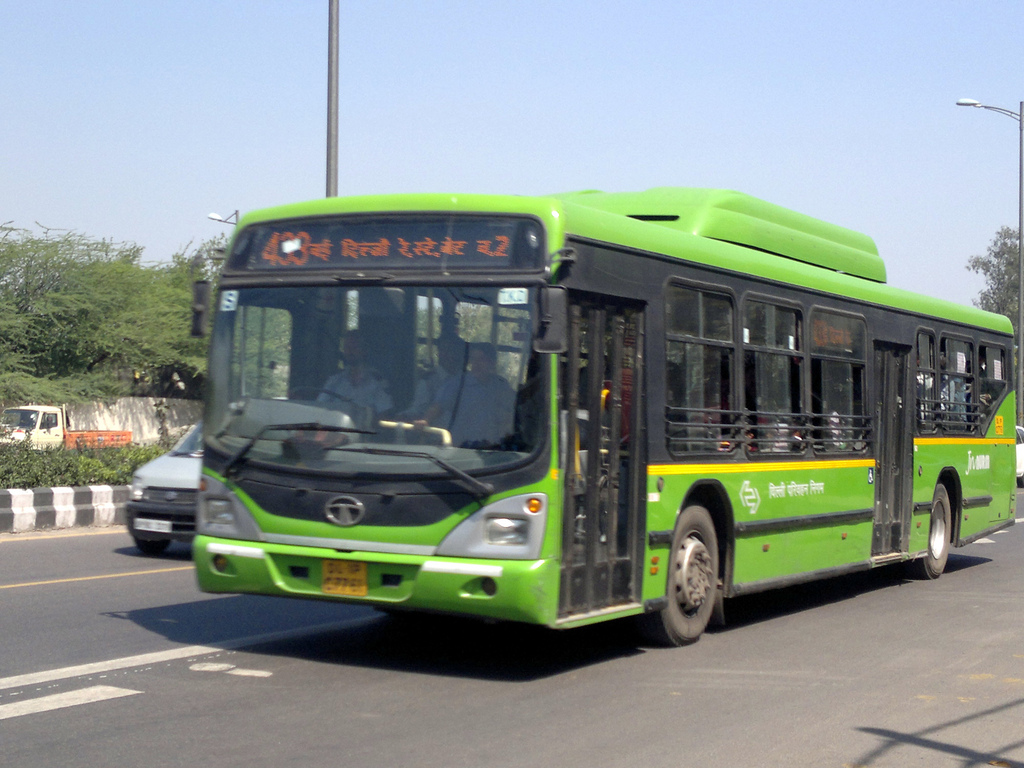 DTC_Bus_Green_Non_AC brt