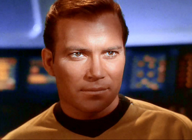 Can Captain Kirk's struggle for belonging and identity become a tool for teaching? James Vaughan, CC BY-NC-SA