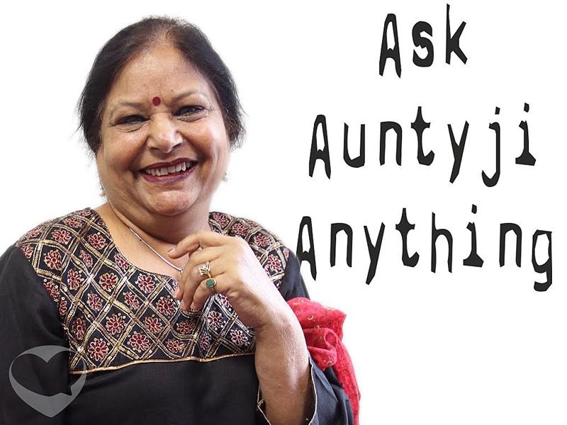 ask auntyji