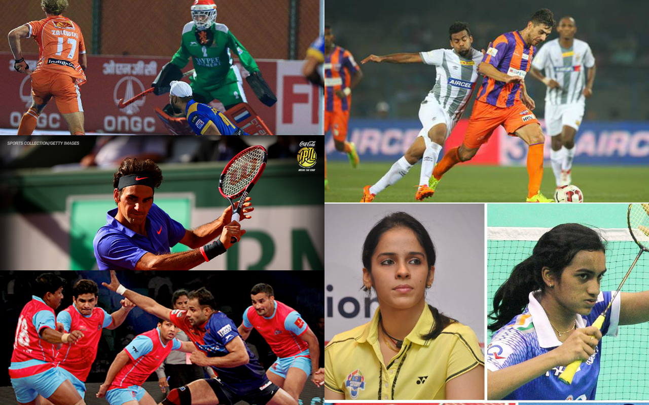 indian sports leagues